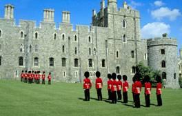 La relève de la garde à Windsor