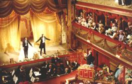 Re-live the Good Old Days at the City Varieties Music Hall