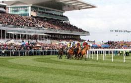 Racing ahead at Aintree