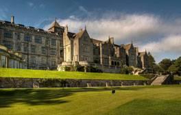 Stately splendour in Bovey Castle