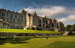 Stately splendour in Bovey Castle