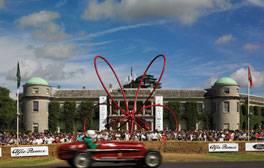 Goodwood Estate und die Festivals