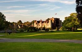Ein Tudorerlebnis im Hever Castle