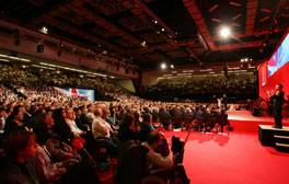 Seafront conferences at The Brighton Centre