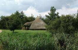 Bronze Age living at Flag Fen Archaeology Park
