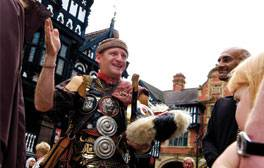 Discover Chester's Roman, heritage and spooky history