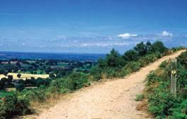 Walk Cheshire's beautiful Sandstone Trail