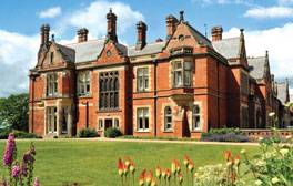 Rockliffe Hall Hotel Resort