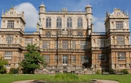 Elizabethan grandeur at Wollaton Hall