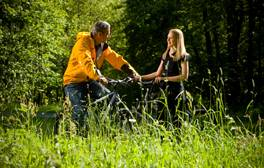 Walk, cycle or ride through 'the Durham Forest'