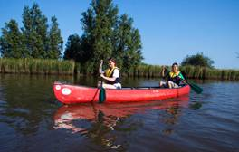 Cycle, sail or swim in the Norfolk Broads