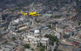 Take to London's skies on a whole new helicopter adventure
