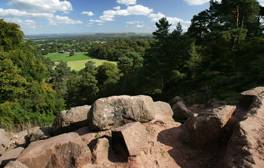 Visit the Wizard Merlin's sleeping place in Alderley Edge