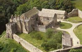 Discover a secluded fortified manor house at Aydon Castle