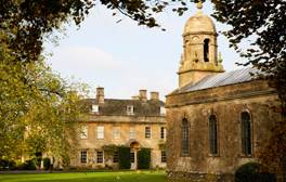 Enjoy a country escape at Babington House in Somerset