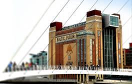 Veranstaltungen mit Aussicht in The Baltic Centre