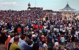 Enjoy free, live music at Southsea Bandstand