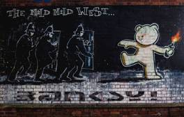Discover the home of Banksy on a Bristol Street Art Tour