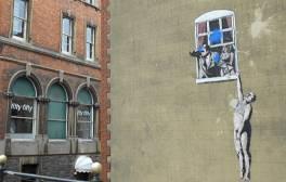 Street Art mecca of Bristol