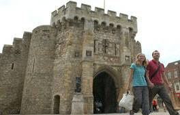Walk through 800 years of history in Southampton's Old Town