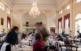 Take afternoon tea in the Pump Room