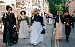 Live the sense and sensibilities of Jane Austen's Bath