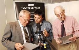 Become a TV presenter at BBC Broadcasting House