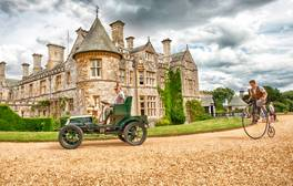 Enjoy countless attractions with one ticket at Beaulieu