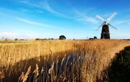 Wonder at windmills and wander the Weavers Way