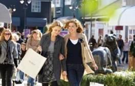 Enjoy lavish shopping at Bicester Village