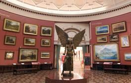 Vernissagen im Museum und der Kunstgalerie von Birmingham