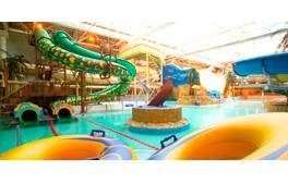 Indulge your very own water-babies at The Sandcastle Waterpark