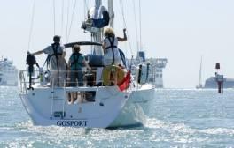 Sailing and watersports at Gosport