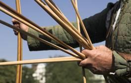 Learn prehistoric skills with Norfolk's resident 'caveman'