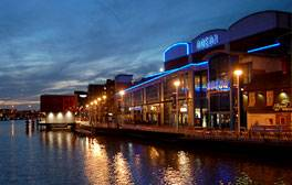 Spend a weekend on the Waterfront in Lincoln