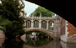 Explore Cambridge University