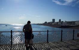 Una escapada a una ciudad costera