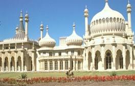 Refrésquese entre partidos en la playa de Brighton