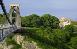 Entre Bath et Bristol