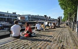 Le port de Bristol