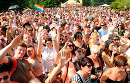 Join in this most colourful of parades at Bristol Pride