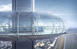 Lift off for British Airways i360