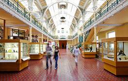 Visit world-renowned artefacts on a budget break in Birmingham