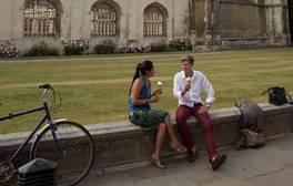 Descubra la belleza histórica de Cambridge en bicicleta