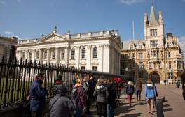 Take Cambridge's history in your stride on this walking tour