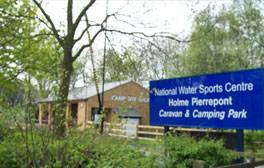 Enjoy a camping weekend at the National Water Sports Centre