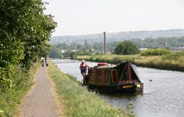 Explore Lancashire's waterways with Canal Boat Cruises