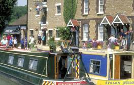 Explore a living canal village