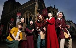 Le Canterbury De Chaucer