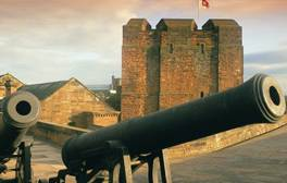 Uncover the history of Carlisle Castle